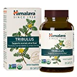Himalaya Organic Tribulus for Urinary Support, Stamina and Male Energy, 688 mg, 2 Month Supply, 60 Caplets (Tamaño: 60 CT)