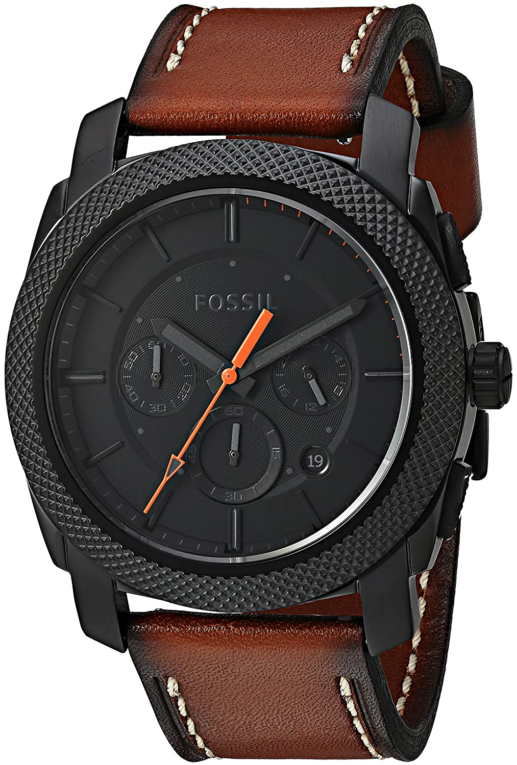 buy fossil nate analog black dial unisex watch jr1354 online at fossil chronograph black dial men s watch fs5234