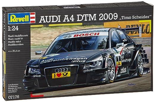 Revell - 07176 - Maquette - Audi A4 2009 - Timo Scheider