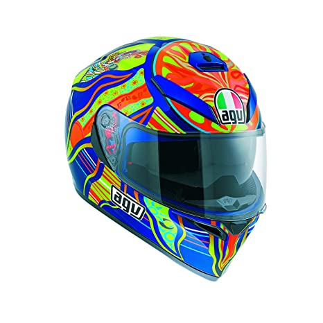 AGV k-3 top fIVE cONTINENTS taille (58) sV mL