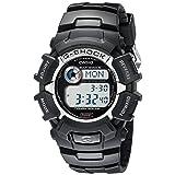 Casio Men's G-Shock GW2310-1 Tough Solar Atomic Black Resin Sport Watch (Color: Black, Tamaño: 46)