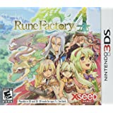 Rune Factory 4 - Nintendo 3DS (Color: Original Version)