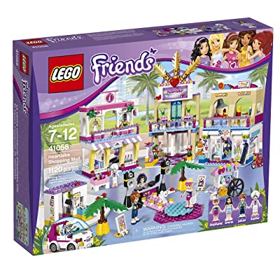 LEGO Friends Heartlake Shopping Mall (41058)