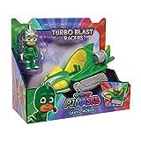 Just Play PJ Masks Turbo Blast Vehicles-Gekko (Color: Original Version)