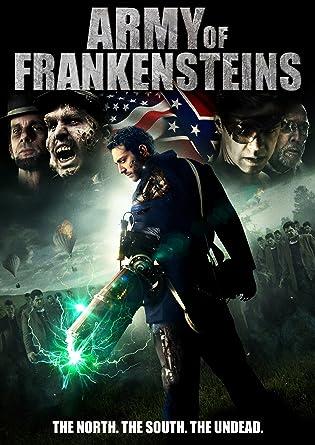 Army of Frankensteins (2014) [English] DM - Jordan Farris, Christian Bellgardt, Rett Terrell, John Ferguson