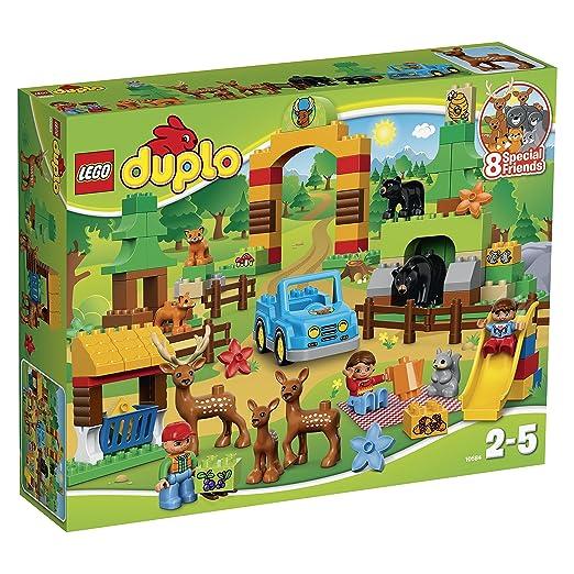 [amazon.it] Pubblicità di Cartoonito: LEGO - 10584 Parco della Foresta per 44,99€