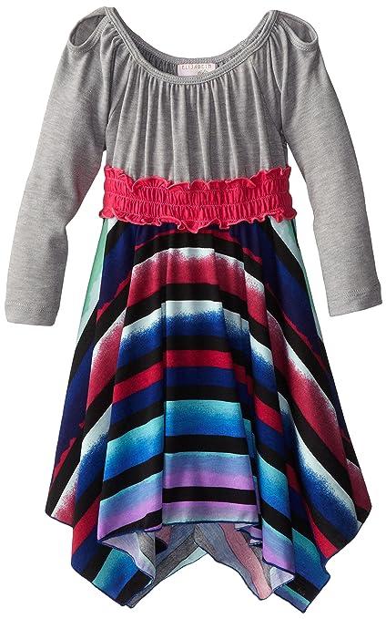 Elisabeth-Little-Girls-Cold-Shoulder-Sharkbite-Dress