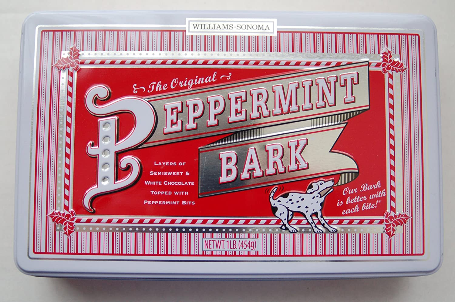 Pepperment Bark