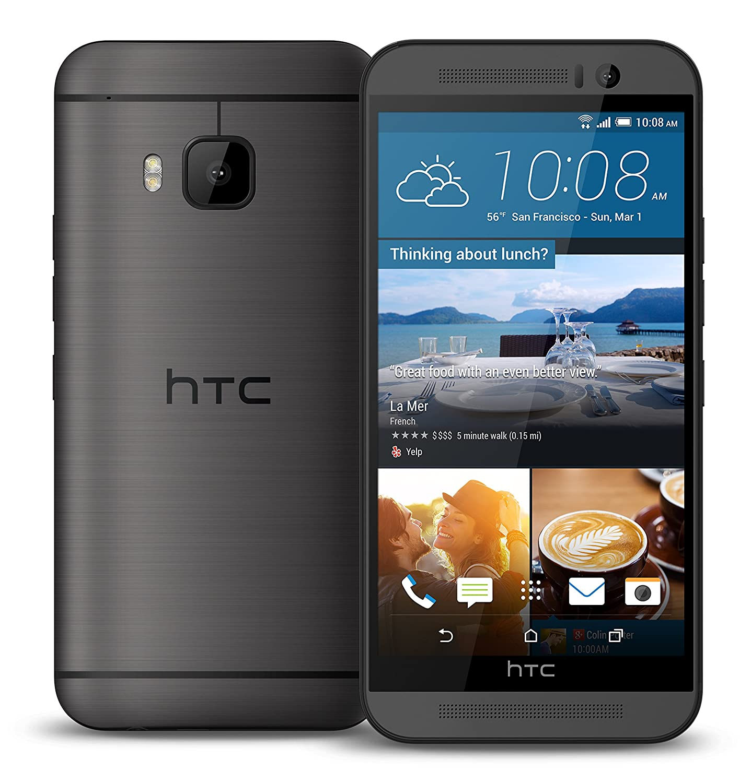 HTC One M9 Factory Unlocked 32GB Smartphone