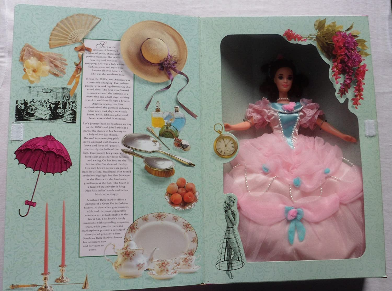 Barbie Collector # 11478 Great Eras Serie Southern Belle als Geschenk