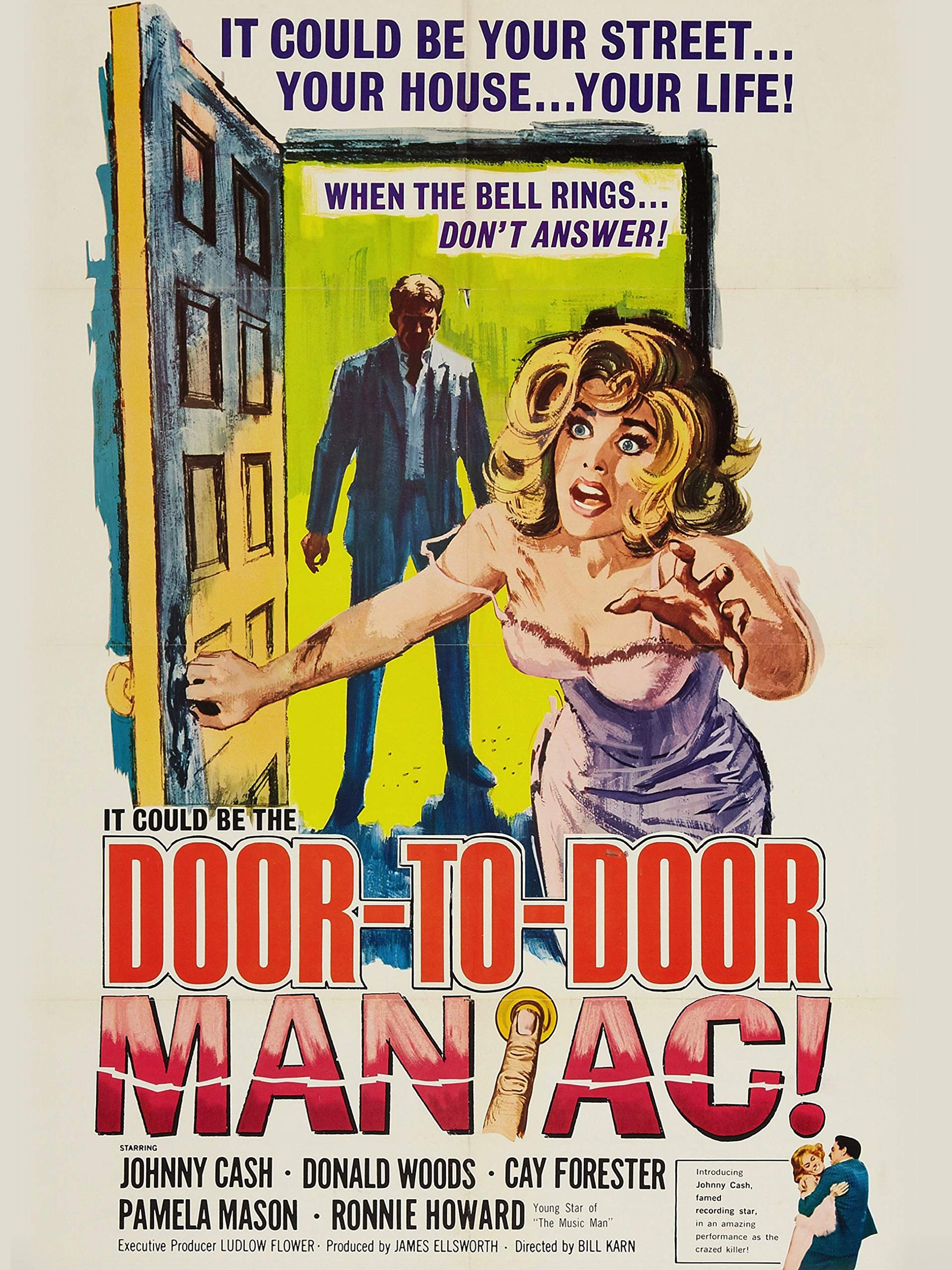 Door-to-Door Maniac on Amazon Prime Instant Video UK