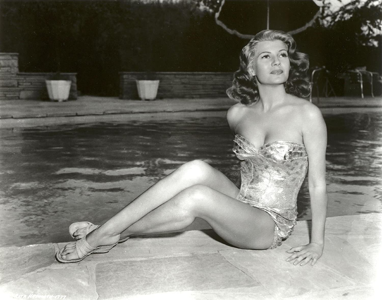 Rita hayworth naked hardcore picture
