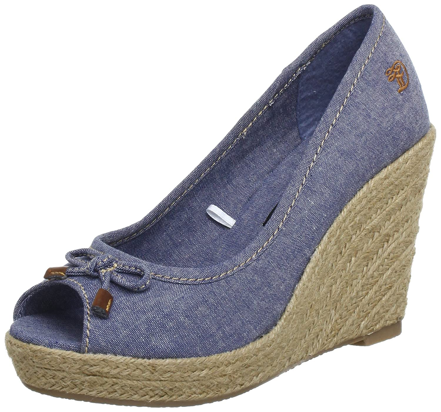 Tom Tailor Perugia 630100 Damen Espadrille