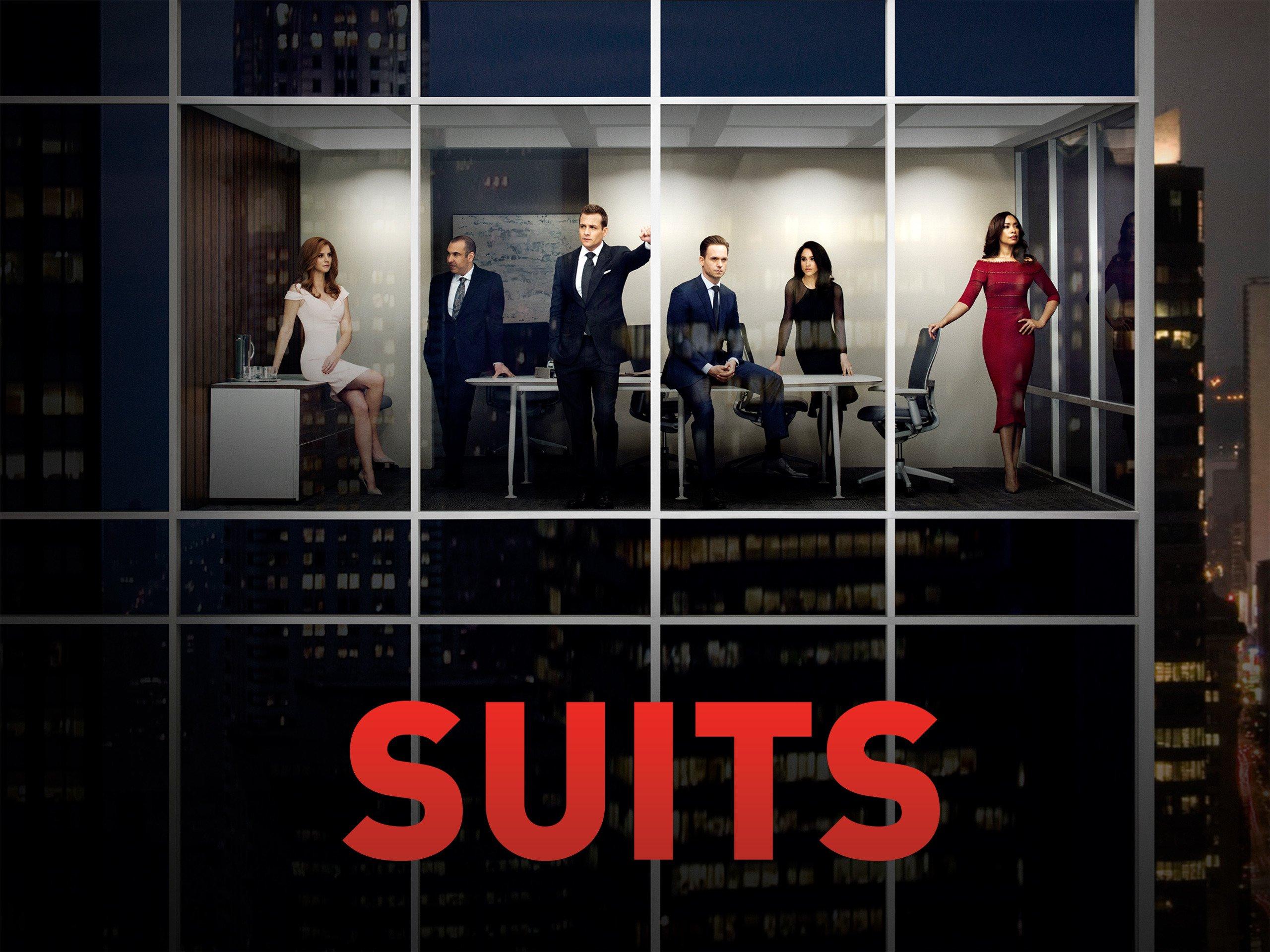 Suits Season 5 - Season 5