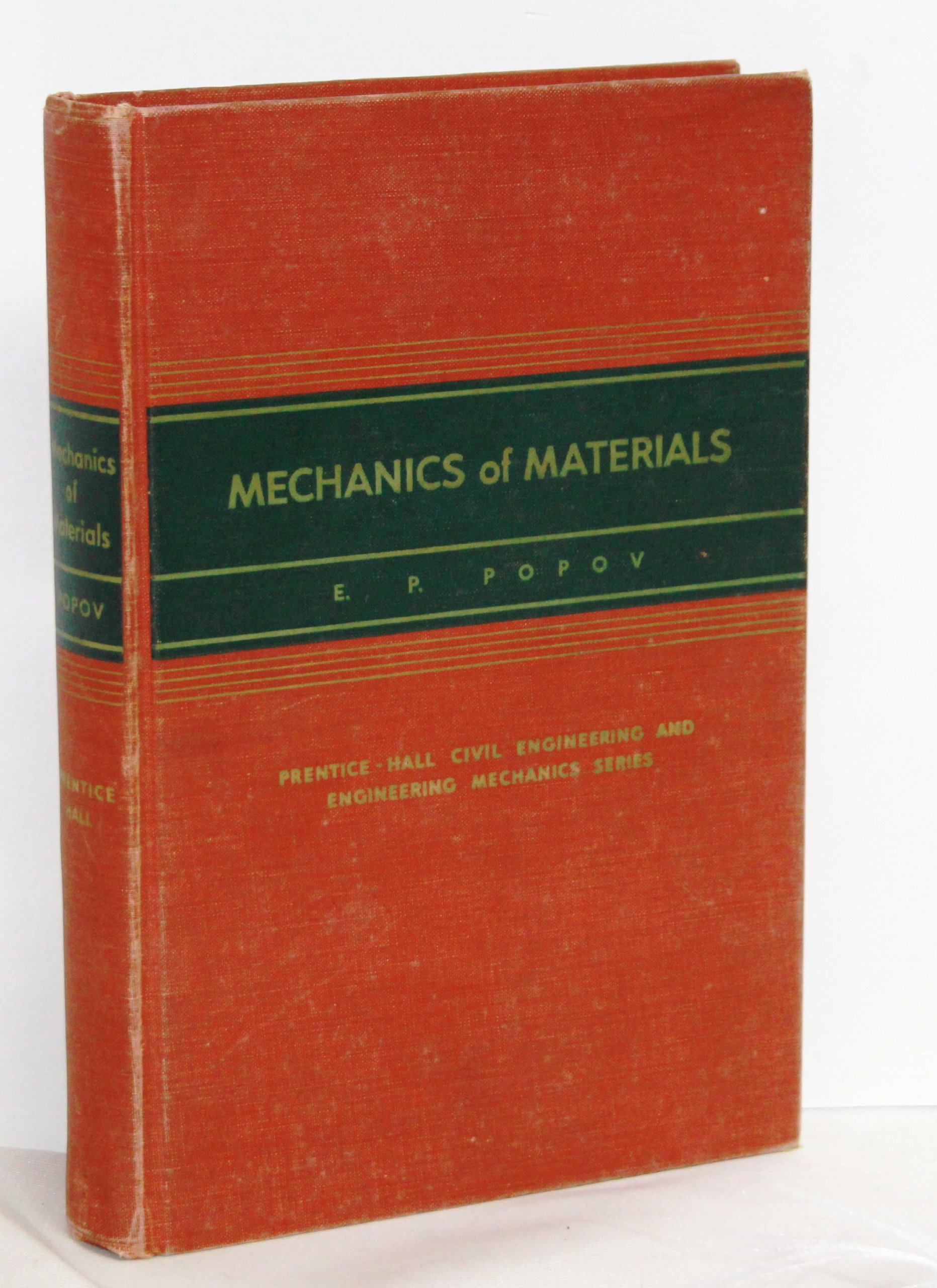 Image for Mechanics of Materials
