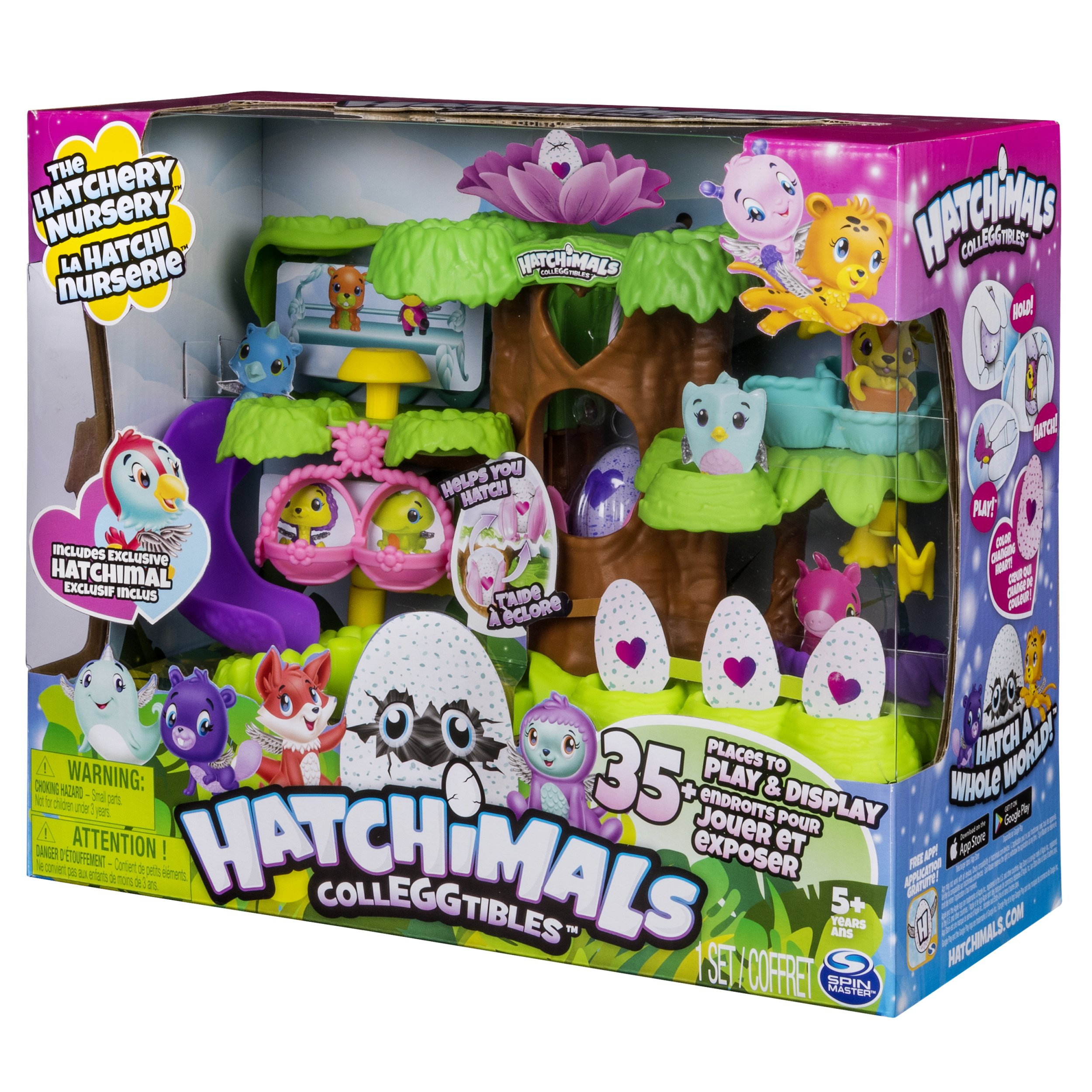 Hatchimals Nursery Playset 0778988665848/