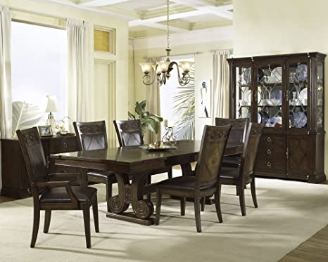 Somerton Dwelling Villa Madrid Pedestal Dining Table