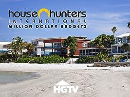 House Hunters International: Million Dollar Budgets Volume 1