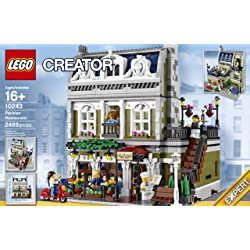 LEGO Creator Expert Parisian Restaurant Play Set