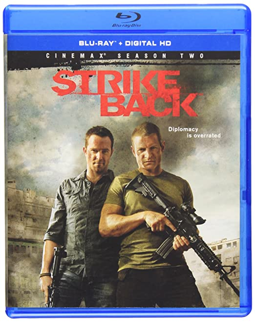 Strike Back - Season Two (TV) (2012) | Blu-ray | Philip Winchester