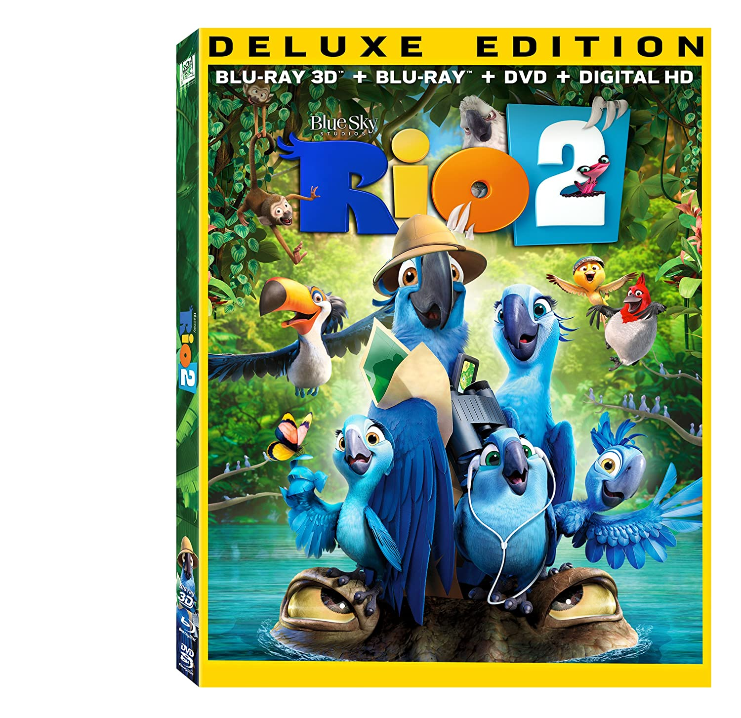 Amazon.com: Rio 2 (3D Blu-ray): Explore similar items