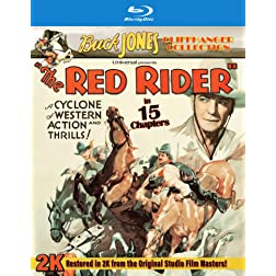 Red Rider, The [Blu-ray]
