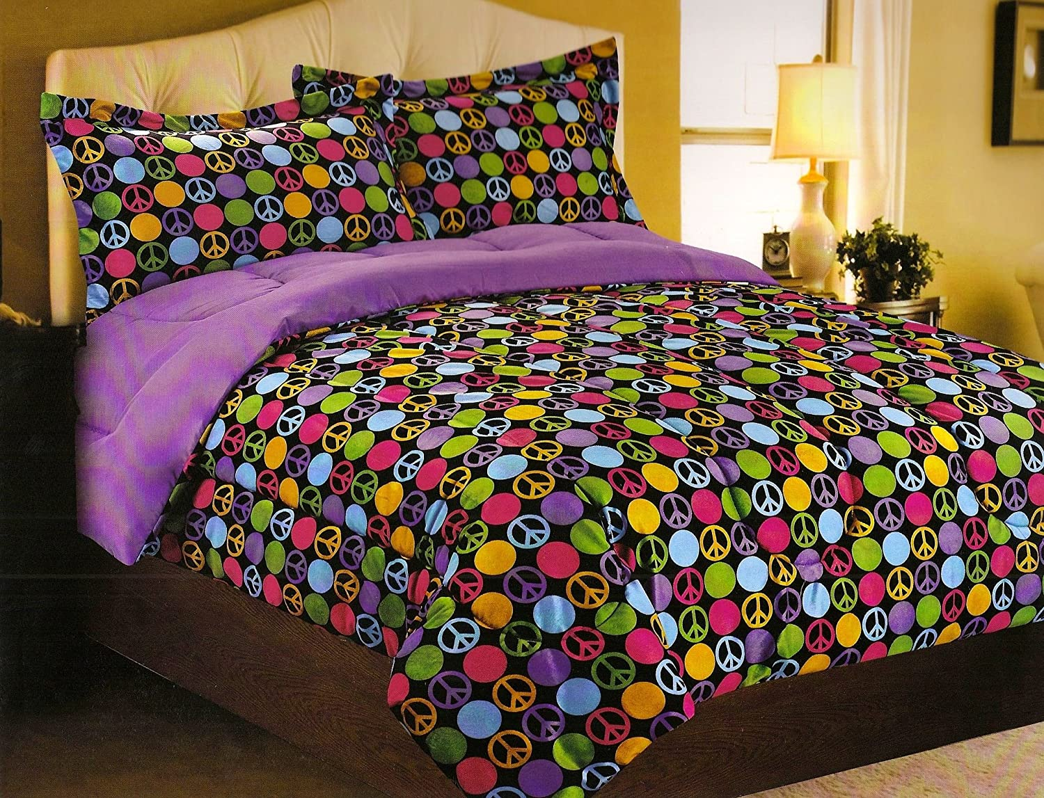 Peace Sign Bedroom Peace Sign Bedding Sets Beautiful Bedroom