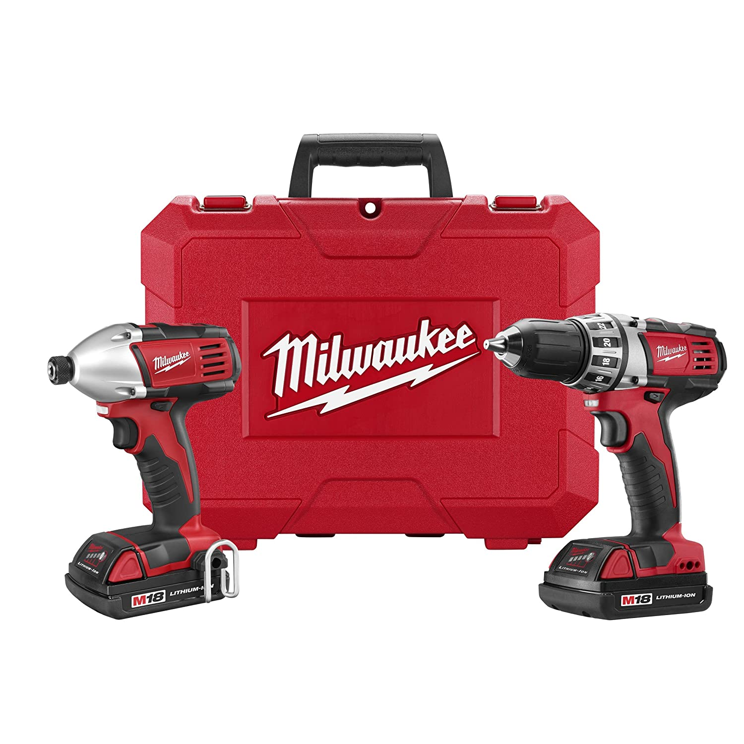 Milwaukee Drill & Driver Kit