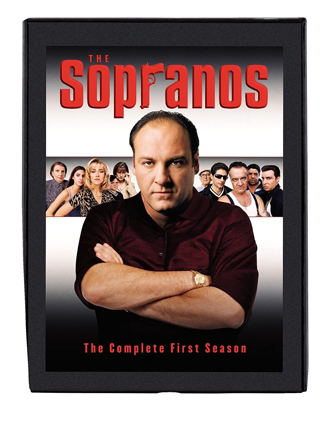 The Sopranos. Season six, Part II [videorecording]