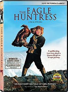Book Cover: The Eagle Huntress