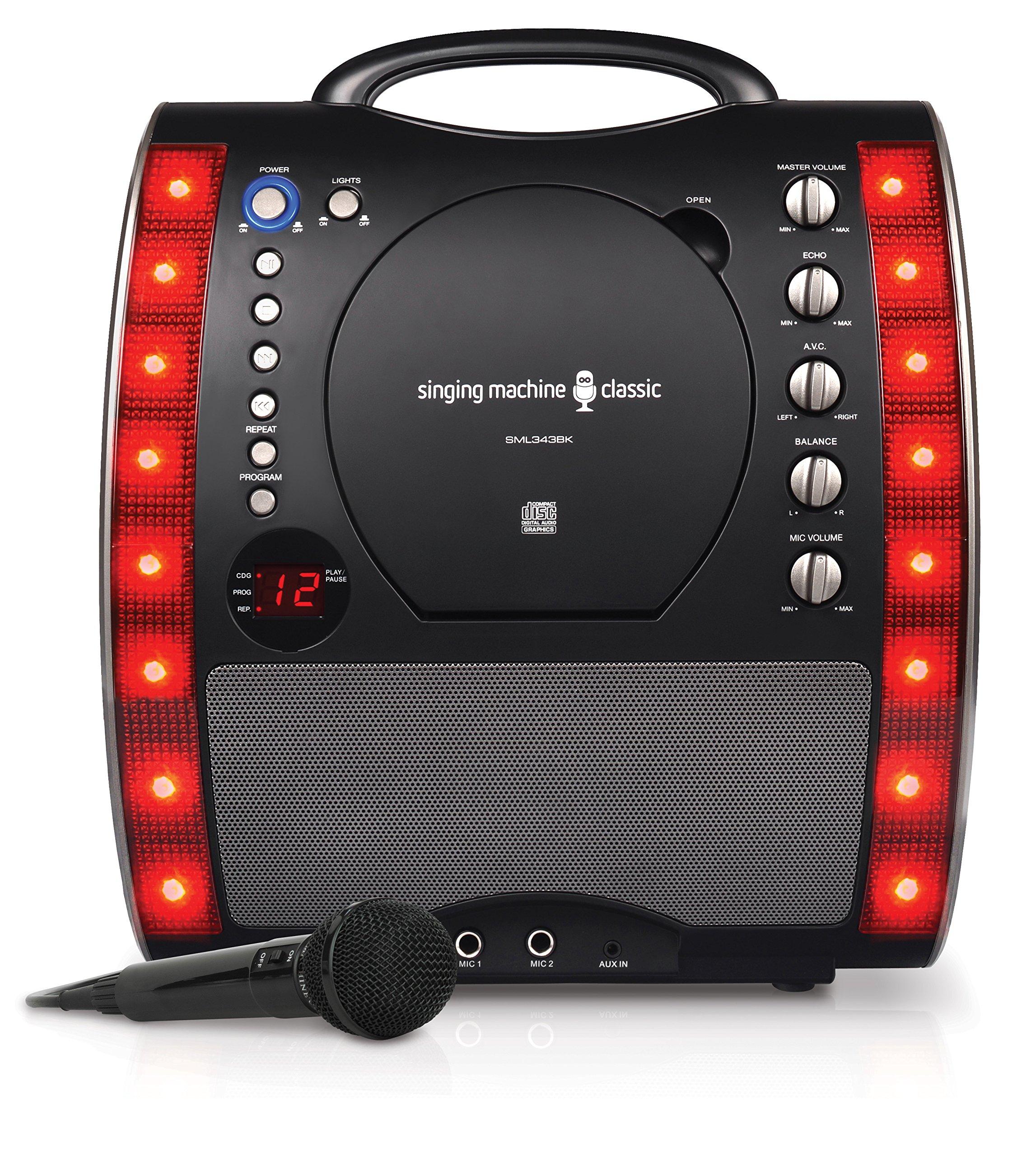 children karaoke machine