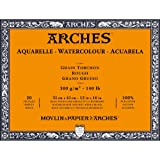 Arches Watercolor Paper Block, Rough, 12