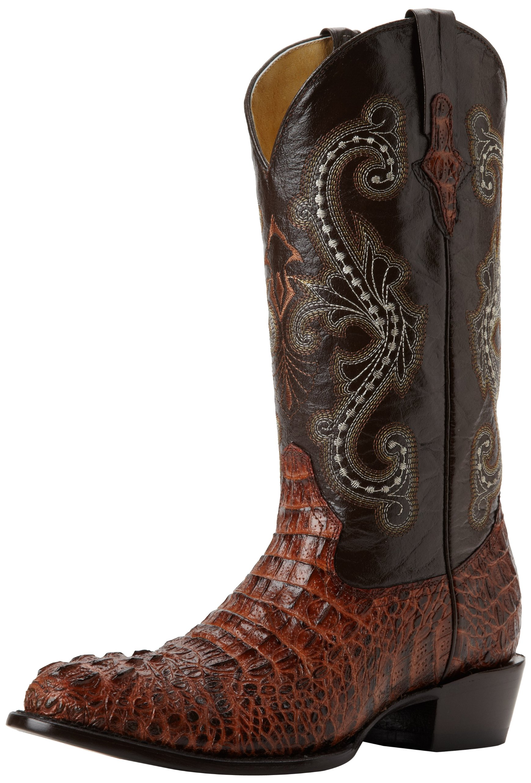 Crocodile Cowboy Boots 0846648028101/