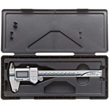 Mitutoyo ABSOLUTE Coolant Proof Digital Caliper, IP67, LCD, Battery Powered, Inch/Metric