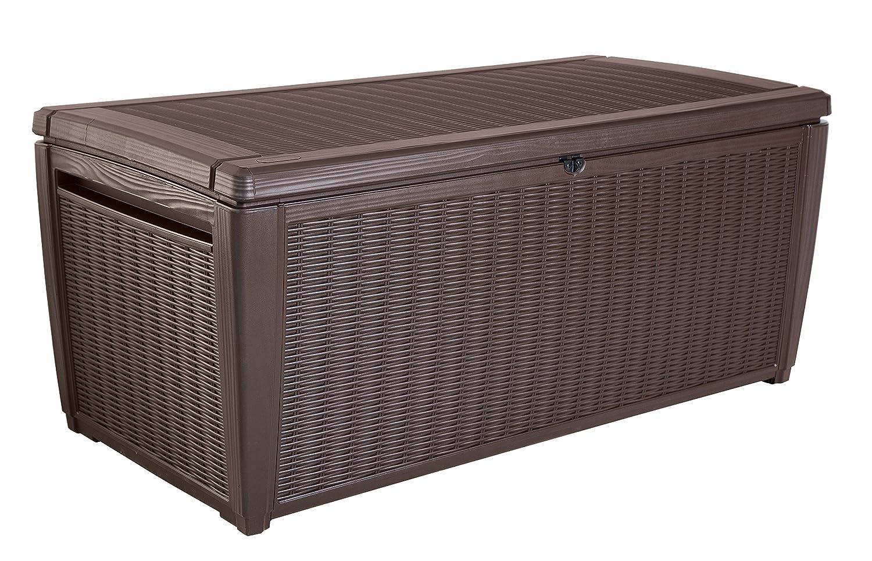 Keter Aufbewahrungsbox Sumatra, Braun, 511L online kaufen