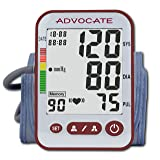 Advocate Arm Blood Pressure Monitor, X-Large, 26 Ounce (Tamaño: X-Large)