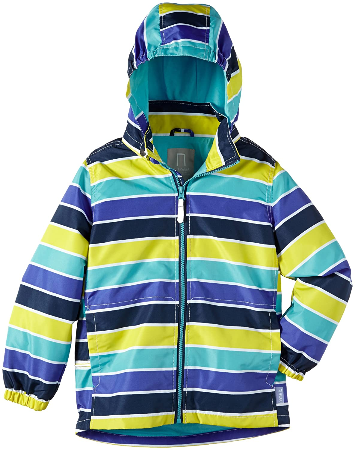 NAME IT Jungen Jacke MELLON KIDS JACKET BLOCK STRIPE BOY kaufen