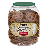 Utz Sourdough Specials Pretzels, 52 oz Barrel (Tamaño: 52 oz Barrel)