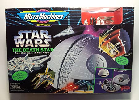 Micro Star Wars Playset Micro Machines Star Wars Death