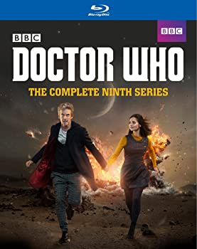 Doctor Who: Complete Series 9 on Blu-ray
