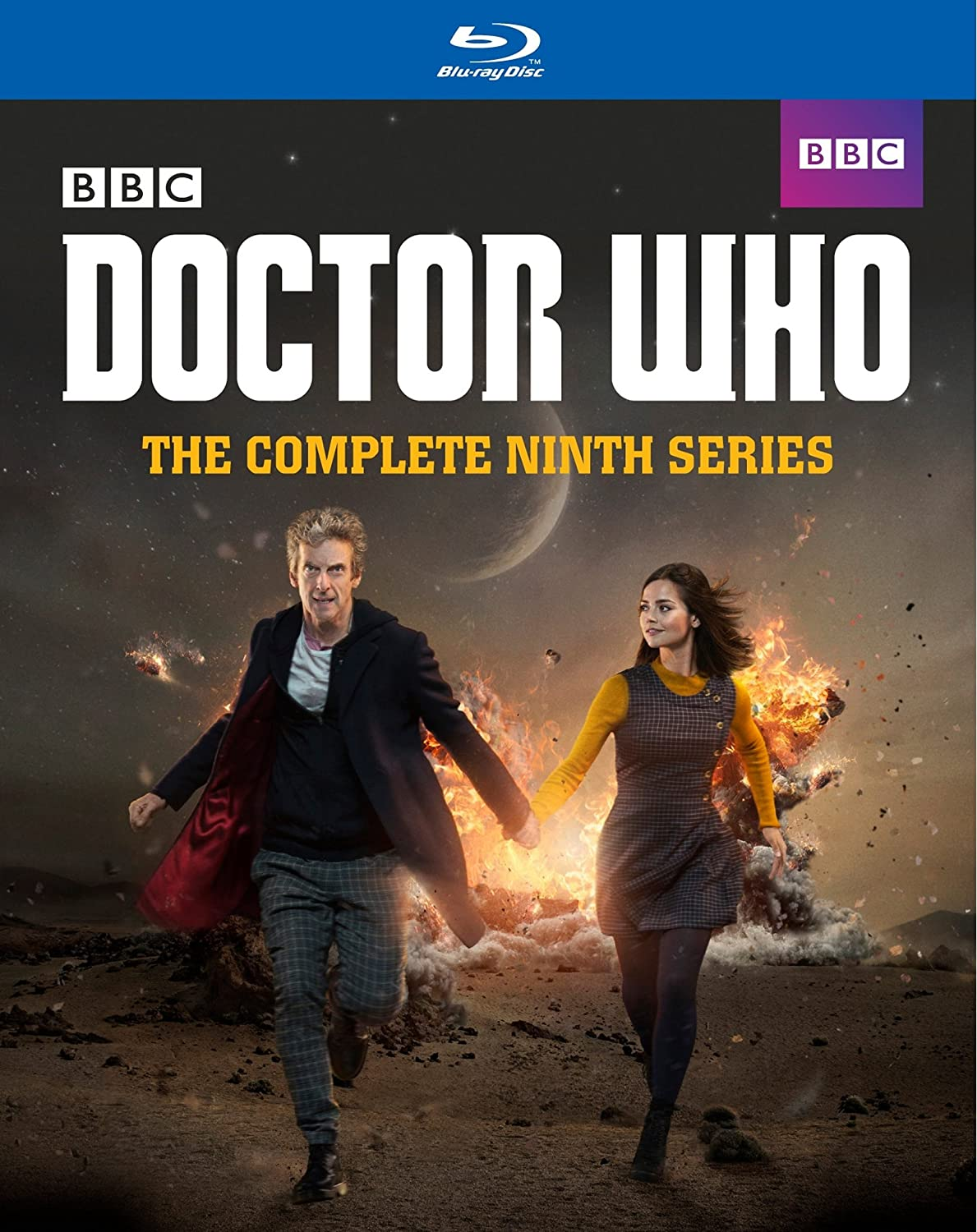 Doctor Who: Complete Series 9 (Blu-ray)