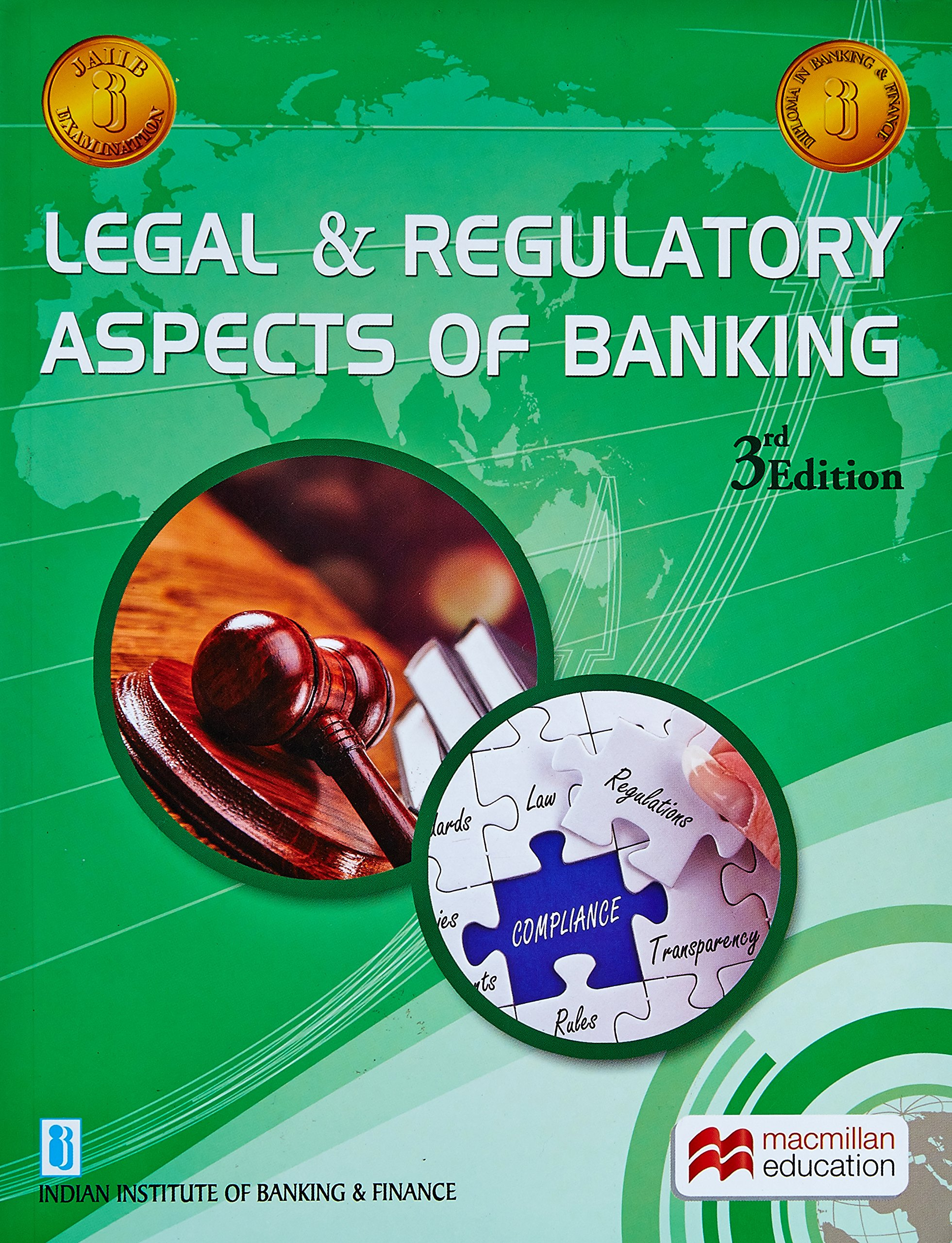 Legal and Regulatory Aspects of Banking - JAIIB Paperback