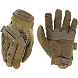 Mechanix Wear - M-Pact Coyote Tactical Gloves (XX-Large, Brown) (Color: Coyote, Tamaño: XX-Large)