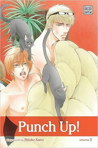 Punch Up!, Vol. 3  (Yaoi Manga) written by Shiuko Kano