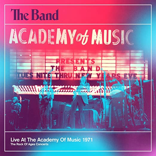 Live At The Academy Of Music 1971