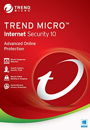 Trend Micro Internet Security 10 3 User [Download]