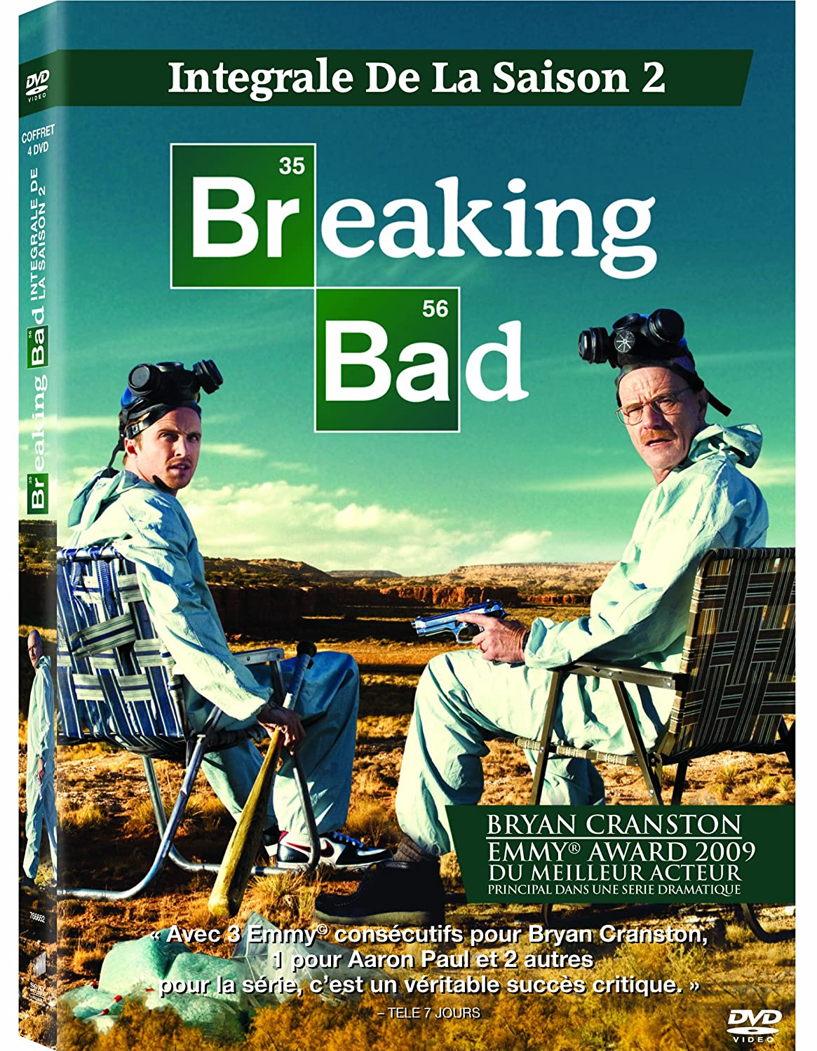 Breaking bad : saison 2 | Gilligan, Vince. Instigateur