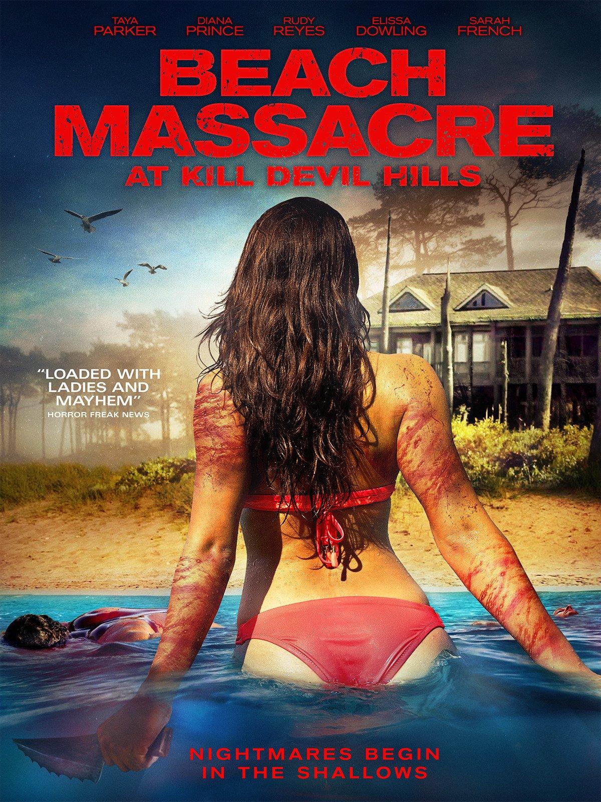 Beach Massacre at Kill Devil Hills on Amazon Prime Video UK