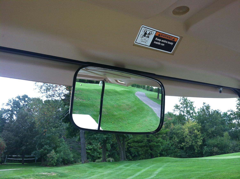 Golf Cart Rear View Mirror Ez Go Club Car Yamaha Easy