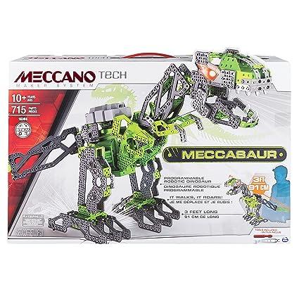 Meccano - 6028398 - Jeu de Construction - Meccasaur